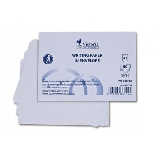 Listovy Papier Bez Dreva A5 50 Listov Obalka