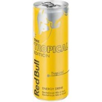 Red bull The Tropical Edition 0,25l plech