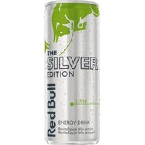 Red bull The Silver Edition 0,25limetka plech