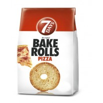 Bake rolls 7 Days 80g pizza