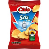 Chipsy Chio 90g solené