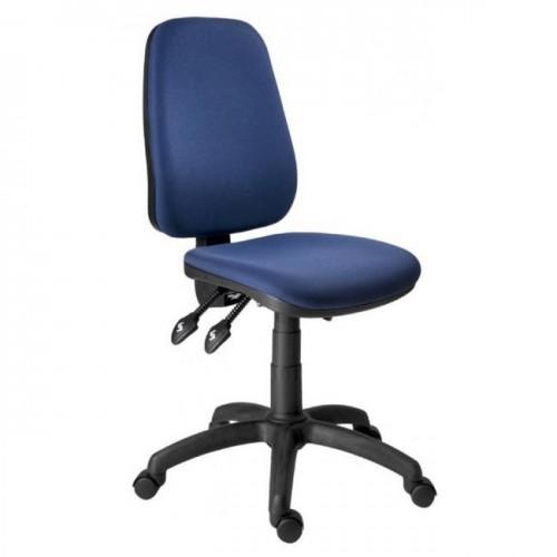 0941e23609c47 Kancelárska stolička 1540 ASYN modrá