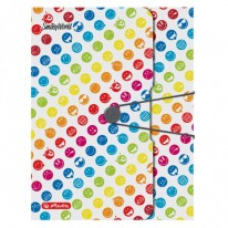 Box na spisy Smiley World Rainbow A4 PP