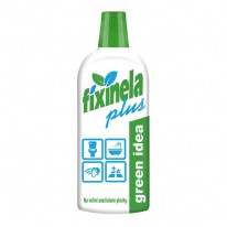 Fixinela Plus Green idea 500ml čistiaci prostiedok na toalety