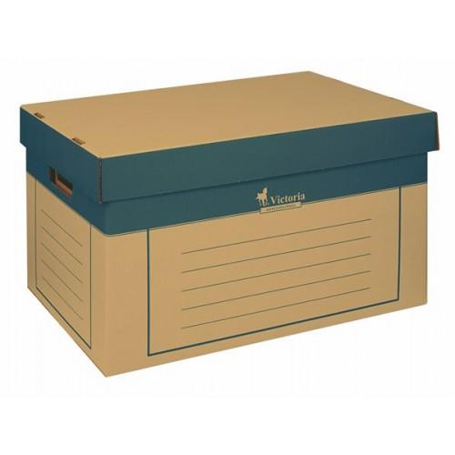 4171bccb1 Archivačná krabica Victoria 320x460x270 mm prírodná