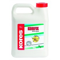 Lepidlo Kores White Glue 250g