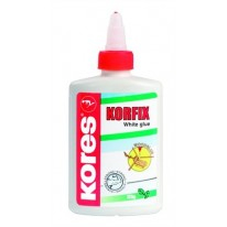 Lepidlo Kores White Glue 125g