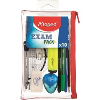 Školská sada 10 ks Maped Exam Pack