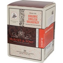 Čaj Harney and Sons 50g organic enlish breakfast