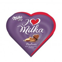 Milka I love you dezert