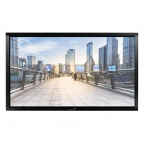 e-Screen ETX-7500UHD čierny, Ultra HD