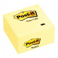 Bloček kocka Post-it 76x76 žltá