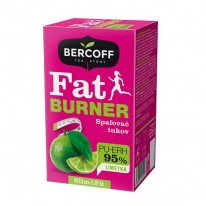 Čaj Bercoff Wellness Fat BURNER Lime 30g