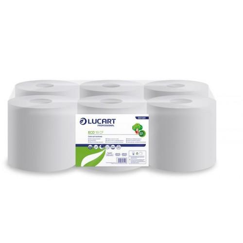 d74f08651 Papierové utierky v kotúči Lucart Eco 2 vrstvové biele